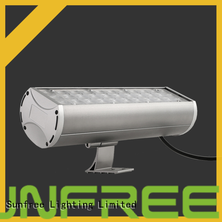 SUNFREE outdoor led flood light fixtures supplier or playground