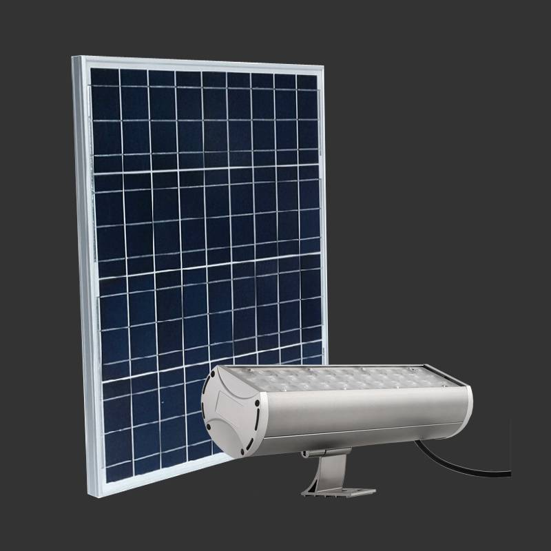 IP65 50W 100W Solar Powered LED Flood Light Solar Wall Lamp SF-STG701