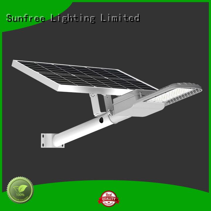excellent solar led street light supplier for buildings