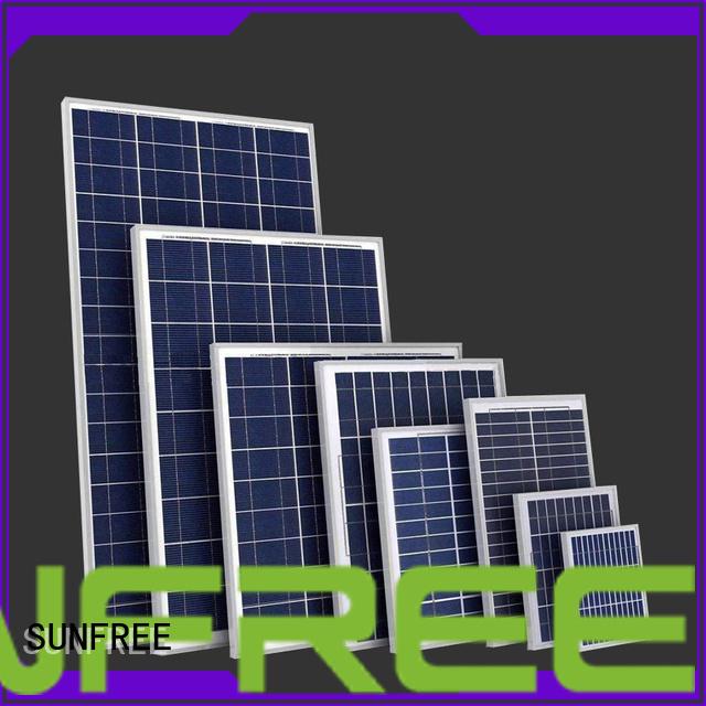 SUNFREE long lasting solar power panels wholesale for home