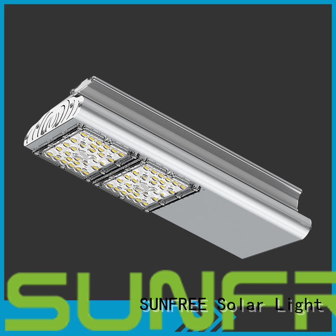 SUNFREE high quality led street lamp manufacturer for playground