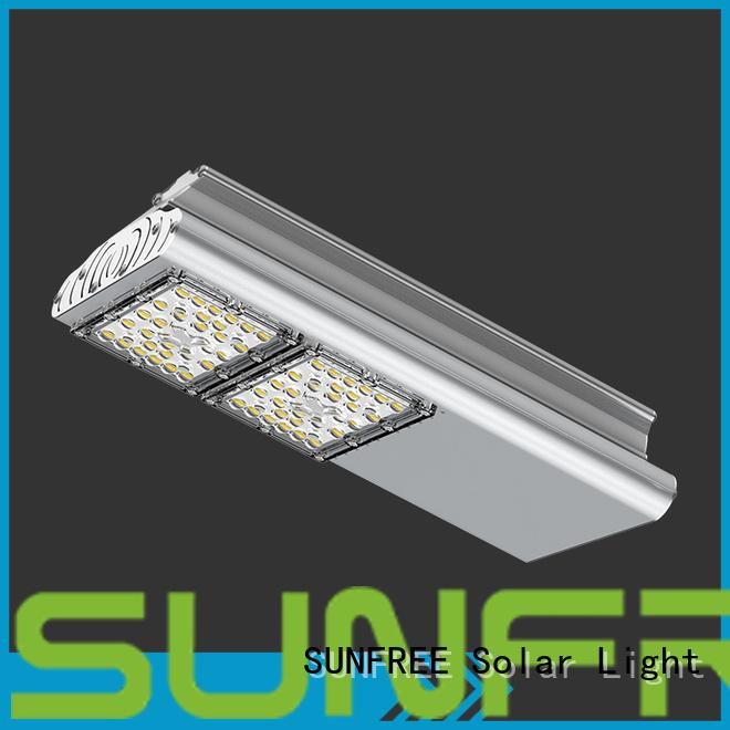 SUNFREE professional led street light supplier for farm
