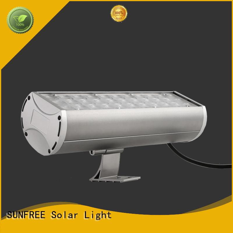 SUNFREE efficient outdoor led flood light fixtures supplier for yard