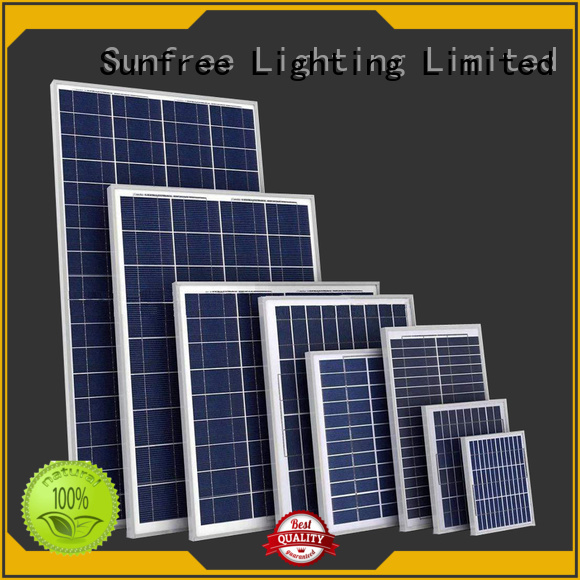 long lasting solar panels supplier for electrical appliances