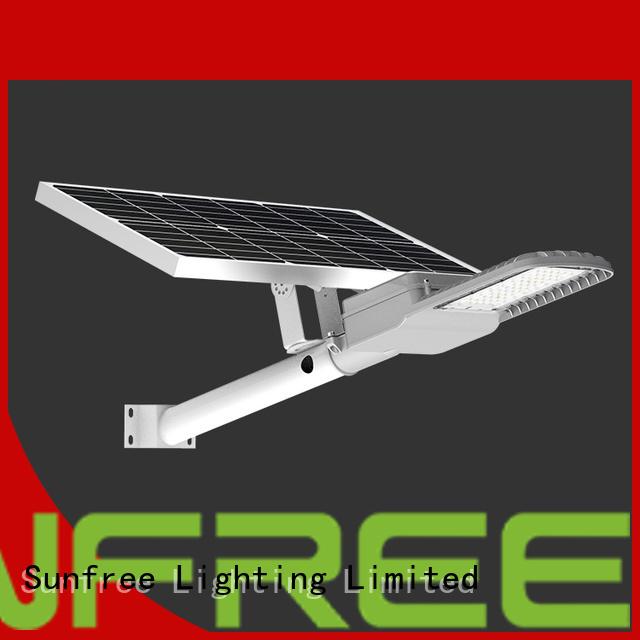 energy saving solar led street light supplier for parking lot
