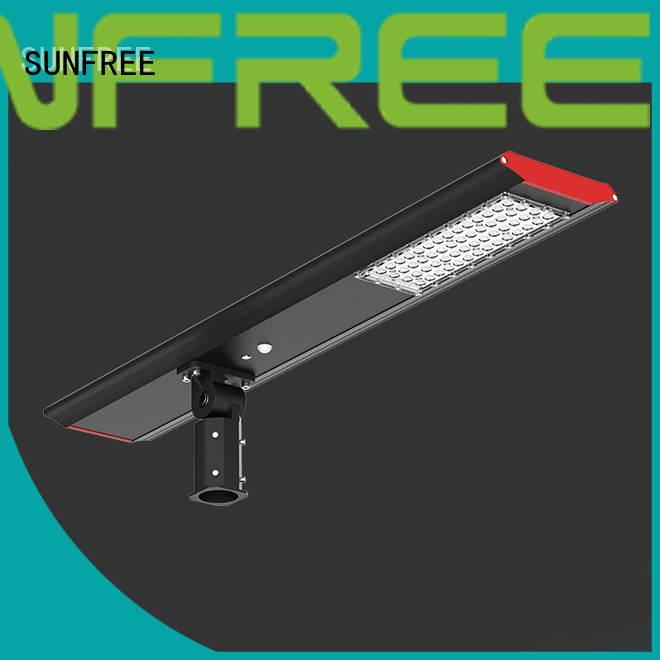 excellent all in one solar street light factory price for roads