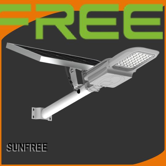 cost-effective solar street light manufacturer supplier for parking lot