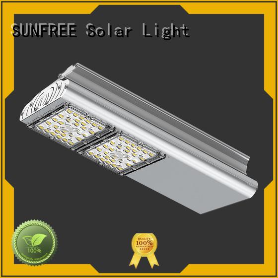 SUNFREE led street light wholesale for yard