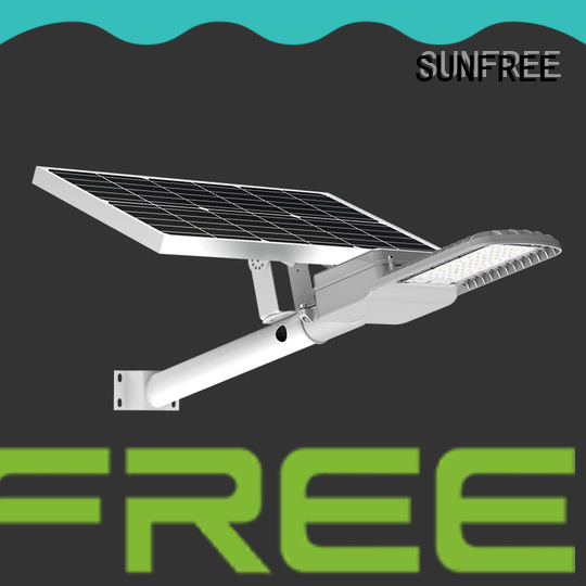 professional solar street light with good price for roads