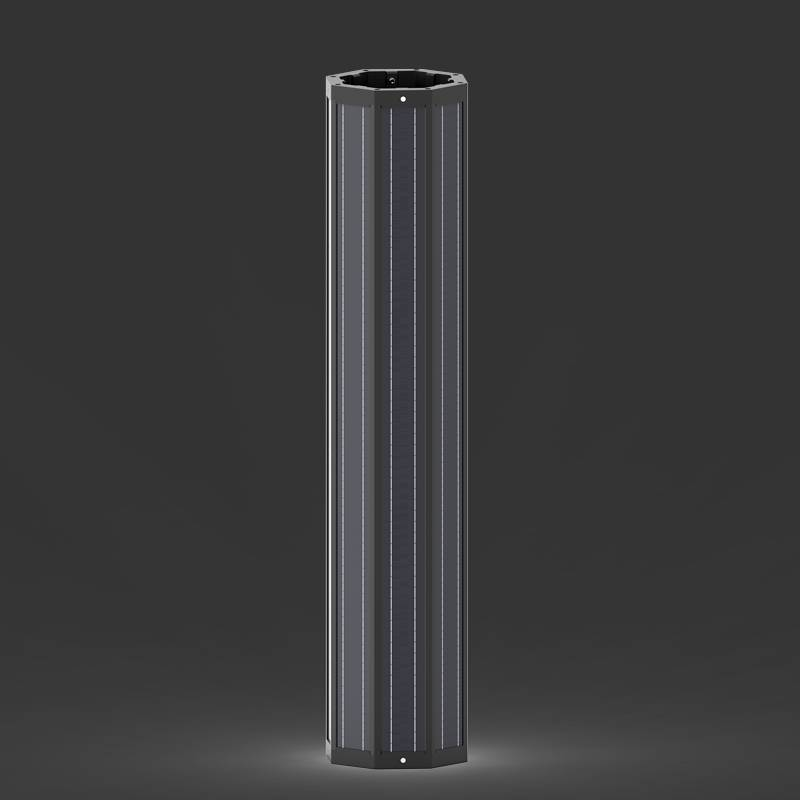 Professional Solar Outdoor LED Light Pole for Street Light SF-STB230