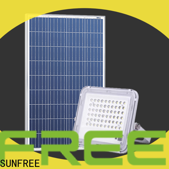 long lasting solar led flood lights manufacturers for parking lot