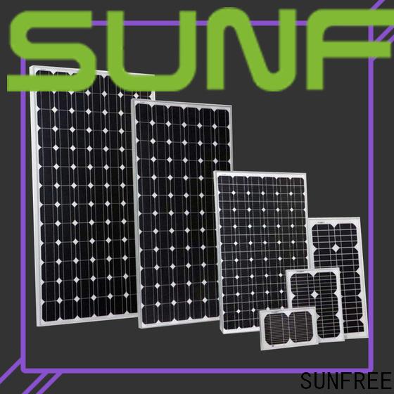 SUNFREE solar power panels wholesale for home