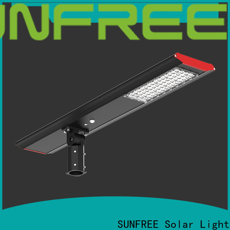 excellent solar powered street lights supplier for buildings