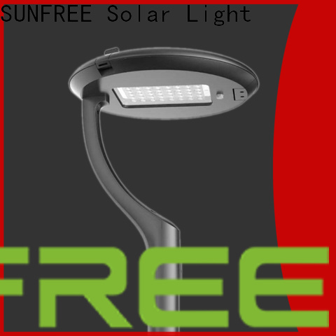 SUNFREE solar garden lamps factory direct supply for garden
