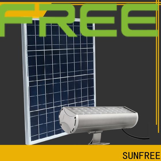 high-quality solar powered flood lights manufacturers for garden