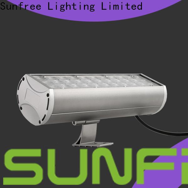 SUNFREE high brightness led flood lamp factory direct supply or playground
