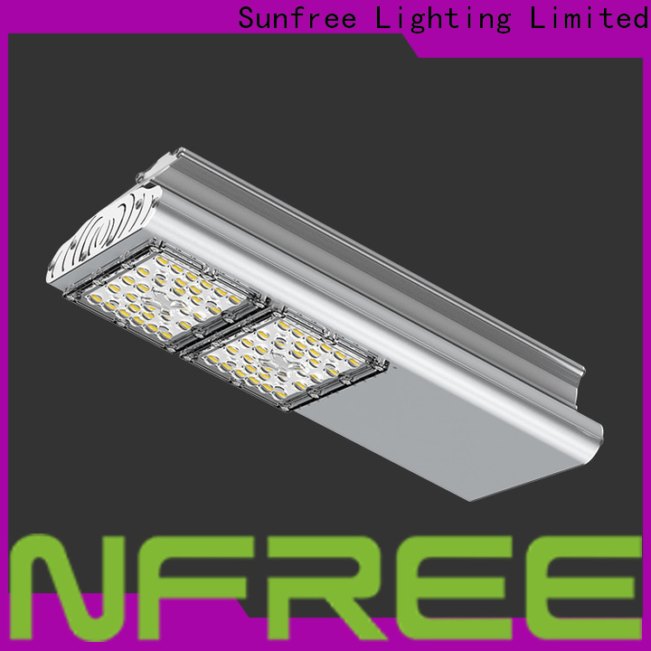 SUNFREE professional led street light manufacturer for playground