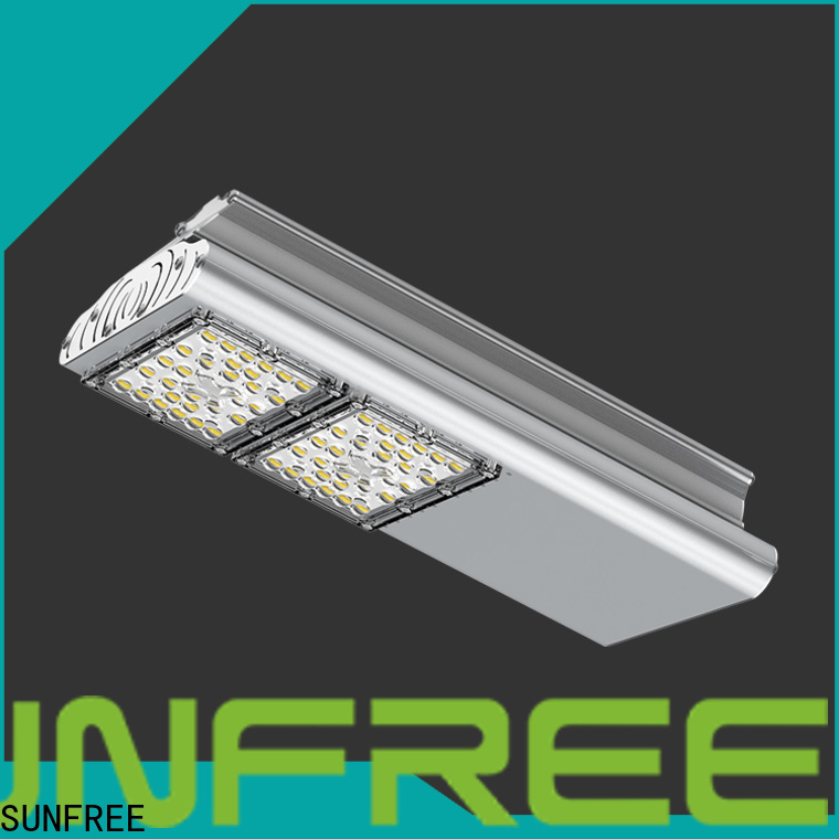 SUNFREE led street lamp factory direct supply for roads