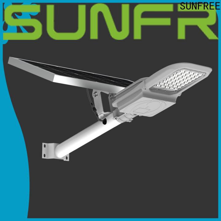 SUNFREE all in one solar street light wholesale for roads
