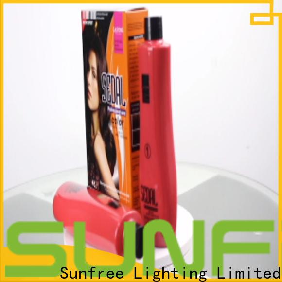 SUNFREE outdoor solar light pole supplier for parks