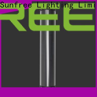 SUNFREE outdoor solar light pole manufacturer for buildings