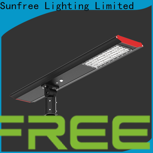 excellent all in one solar street light factory direct supply for parks