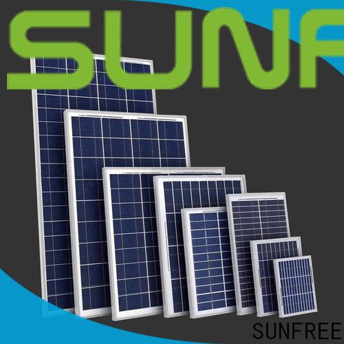 SUNFREE solar panels wholesale for home
