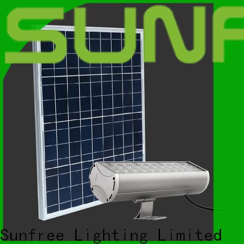 waterproof solar flood light manufacturers for roads