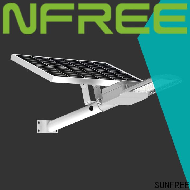 energy saving solar street light factory direct supply for highways