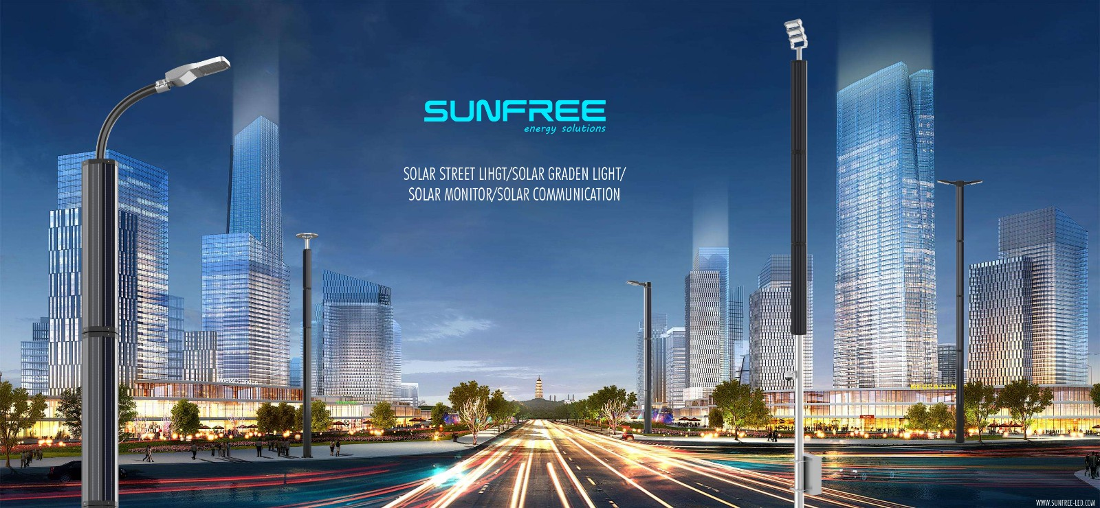 sunfree lighting tech