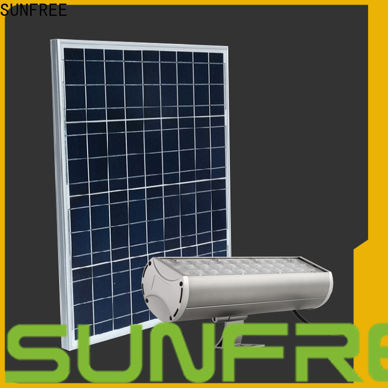 long lasting floodlight solar manufacturers for buildings