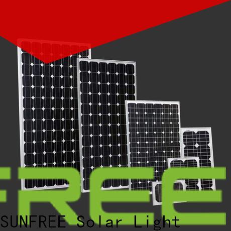 SUNFREE solar panel manufacturers wholesale for solar light