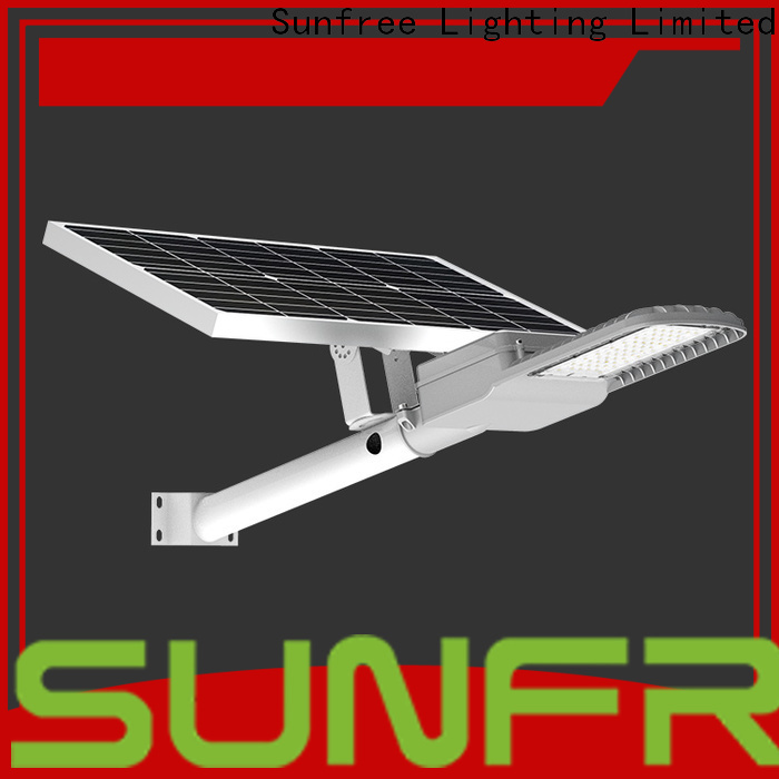 cost-effective solar led street light factory price for buildings