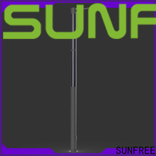 latest pole solar street light supplier for roads