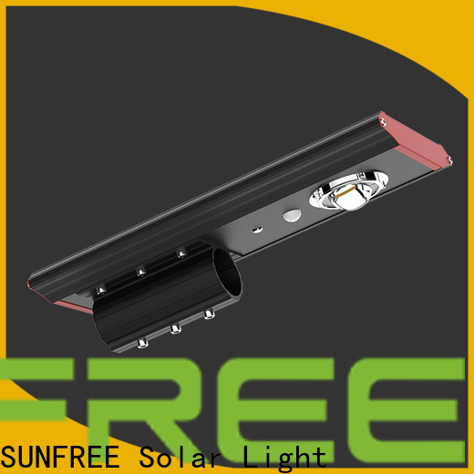 professional solar powered street lights factory price for highways